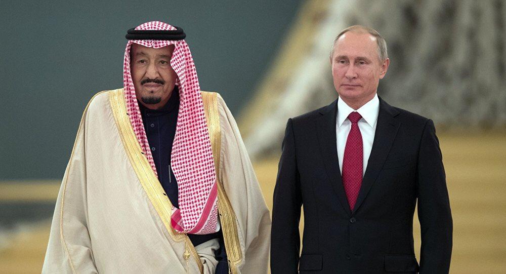 Путин поговорил с королем Саудовской Аравии: Цены на нефть, борьба с терроризмом, переговоры с Асадом, предстоящий саммит Россия-Иран-Турция