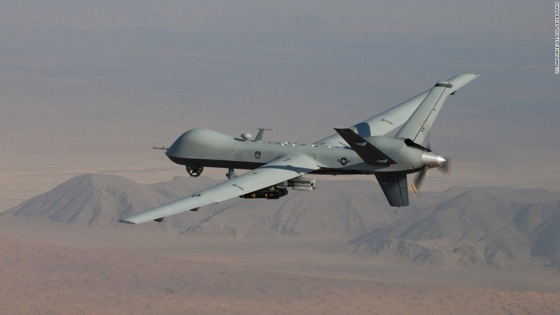 US increases the number of its airstrikes in Afghanistan as ISIS fight in Iraq and Syria winds down https://t.co/Dh0EFe56XL