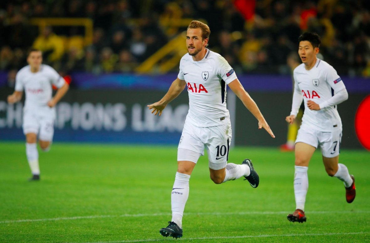 .@ChampionsLeague group of death? Completed it mate. #COYS
