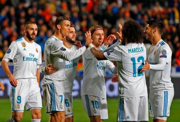 بالفيديو.. ريال مدريد يذل أبويل بسداسية ويتأهل لدور الـ16 بدوري الأبطال