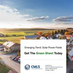 CMLS and the CMLS Green Section Council published the Greet Sheet on Solar Power Fields, which identifies key data points consumers need to know. https://t.co/PQ50pFDRdG #CMLSBestPractices