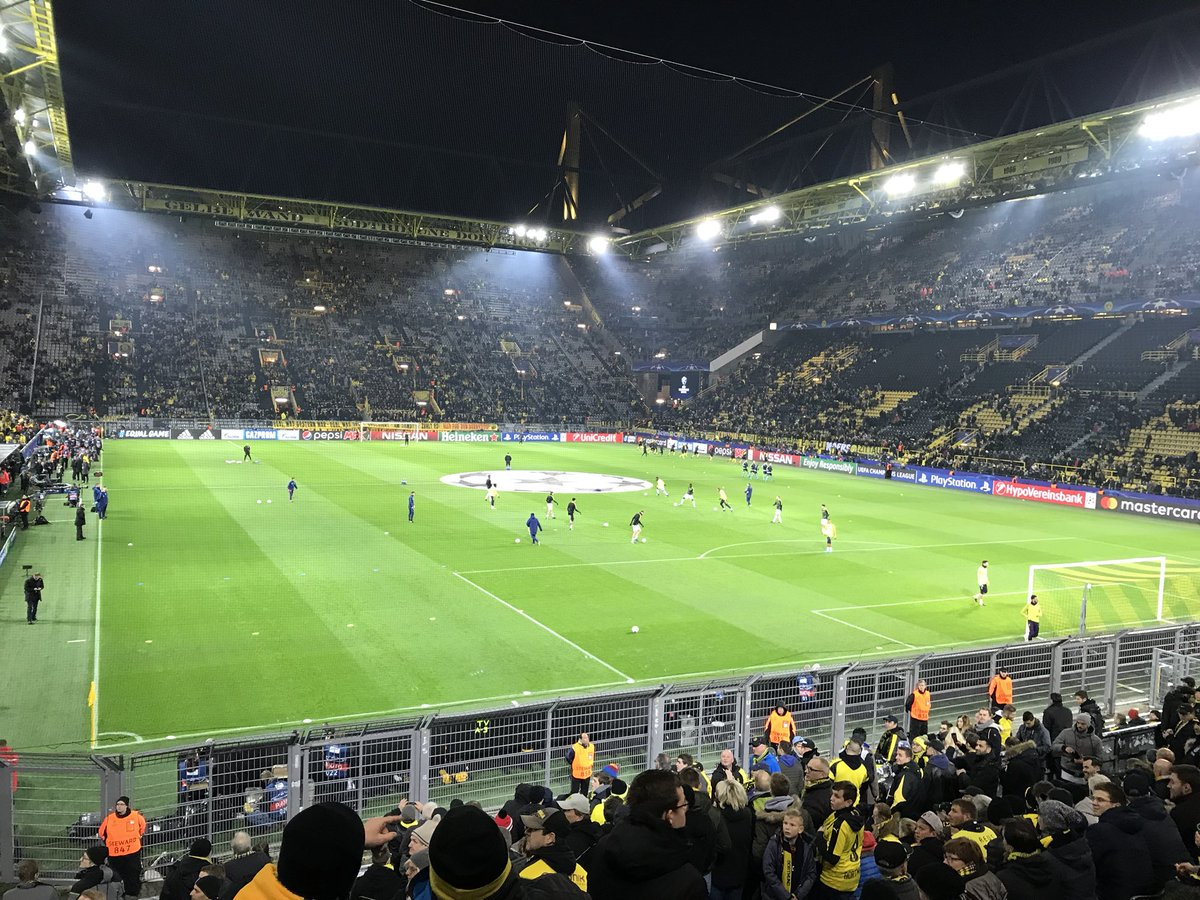 Champions League #bvb09 <br>http://pic.twitter.com/iO7sTWtFTs