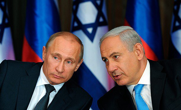 Четвертый телефонный разговор Путина за вечер: Президент России обсудил будущее Сирии с премьером Израиля Биньямином Нетаньяху