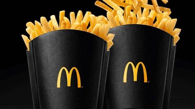 McDonald's vai oferecer refil de batata frita na Black Friday. https://t.co/gJY5efLl1o