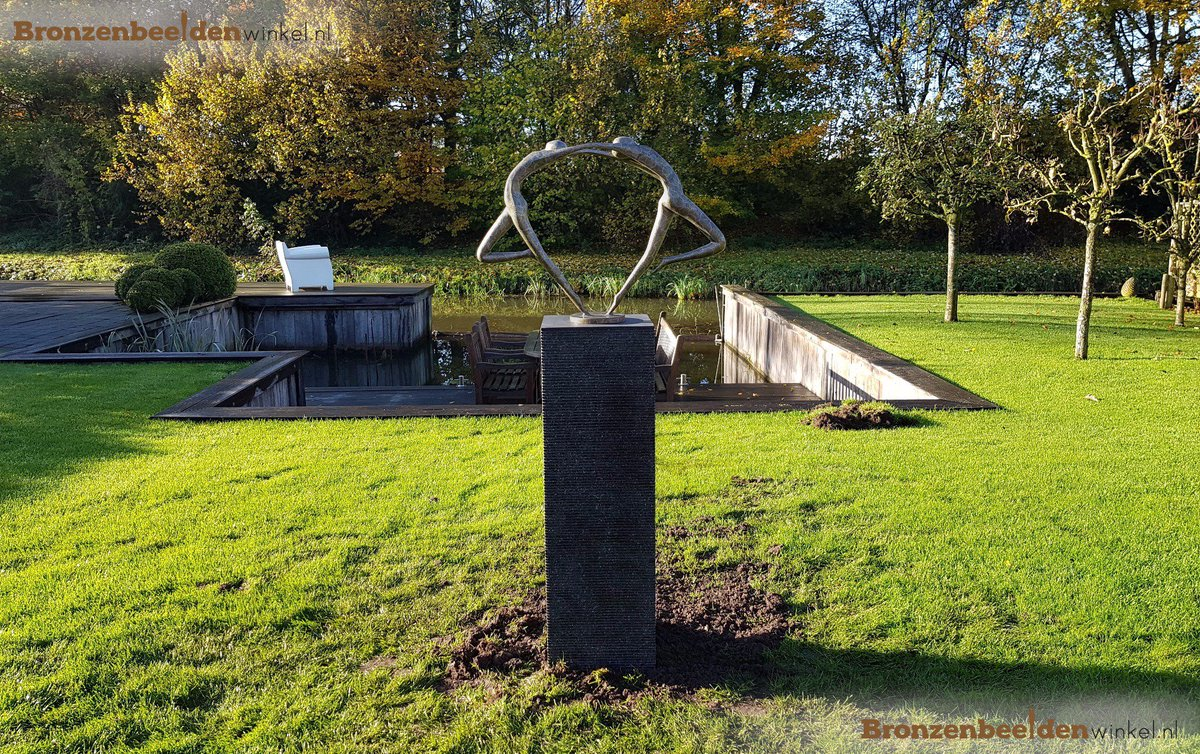 Tuinbeelden Brons Tuin : Bronzenbeeldenwinkel @bronzenbeeldenw twitter