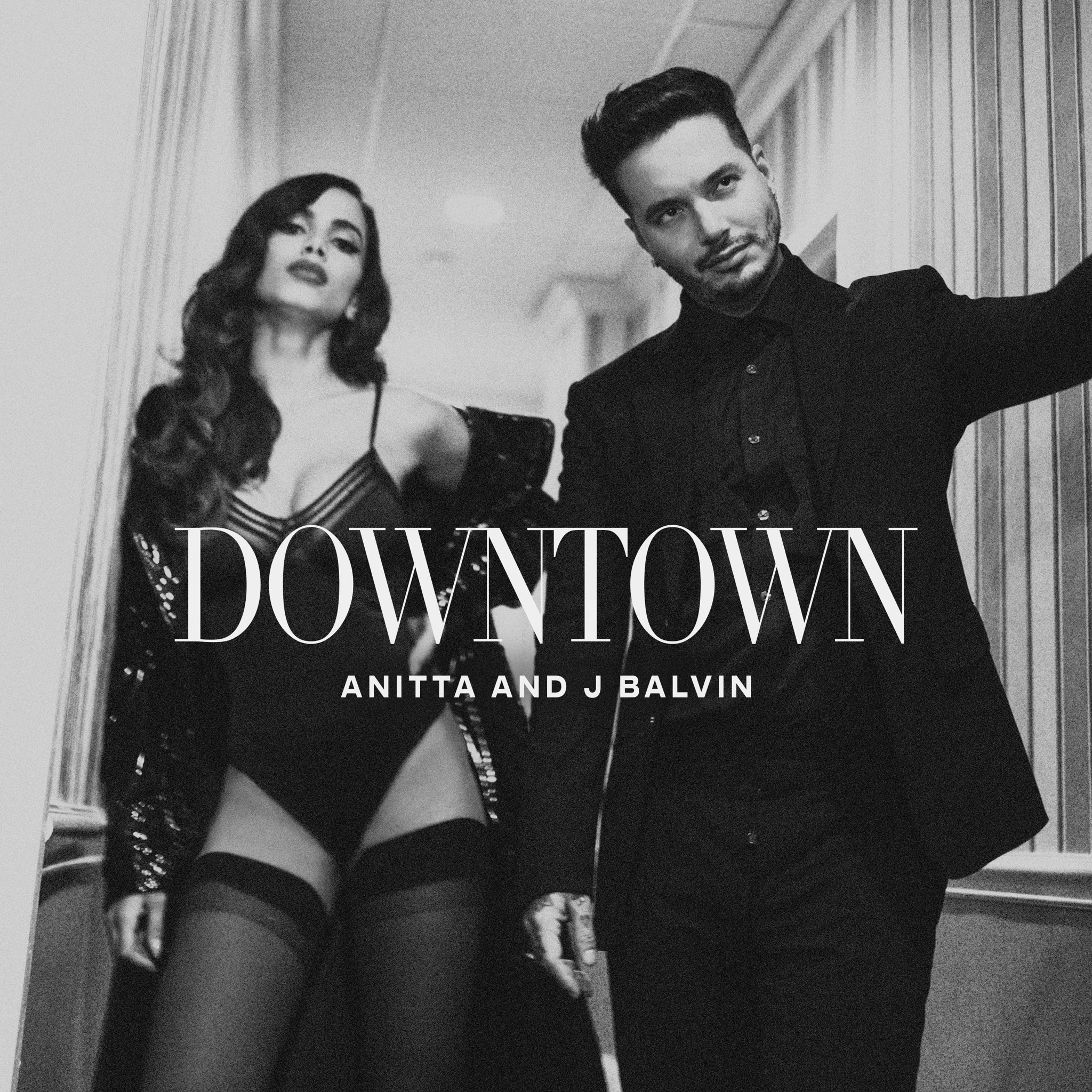 """Downtown"" by @Anitta & @JBALVIN is available on all streaming platforms! Listen here ▶️ https://t.co/oyb7xq2MTa https://t.co/LKd8Vzm21T"