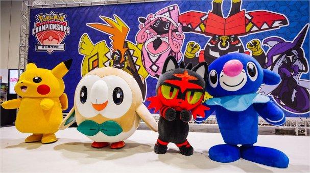 [Divers] Les vainqueurs des Championnats Internationaux Européens Pokémon ont été nommés