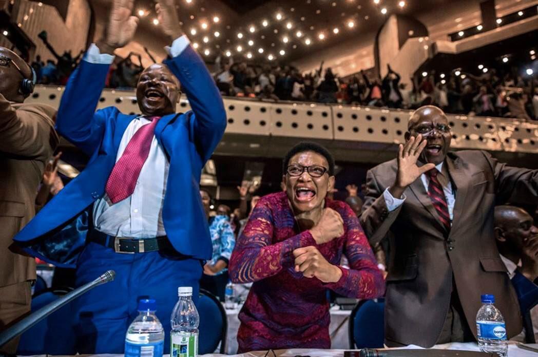 Zimbabwe after Mugabe
