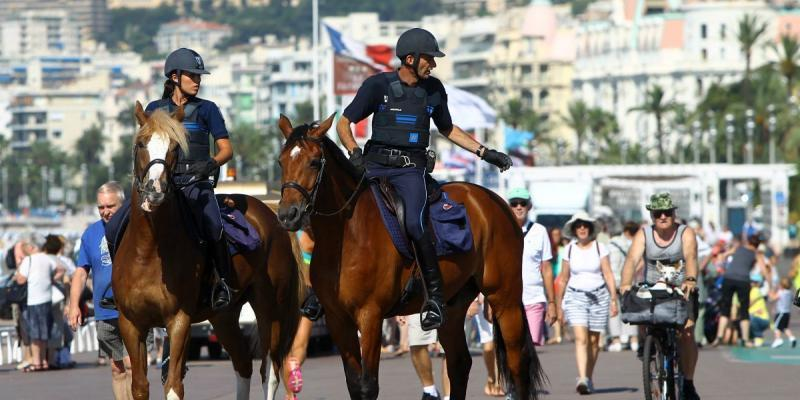 La brigade équestre de la police municipale de Nice est-elle hors-la-loi? https://t.co/x3kwVmbU1r