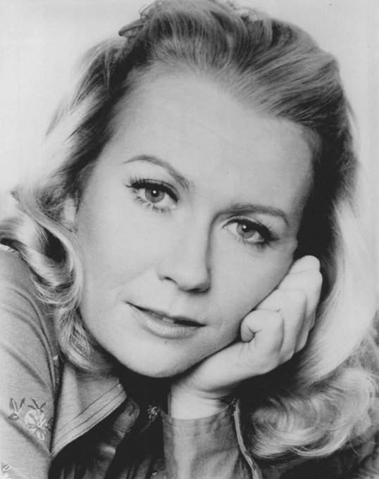 A very Happy Birthday my gorgeous friend the living legend that is Juliet Mills.
