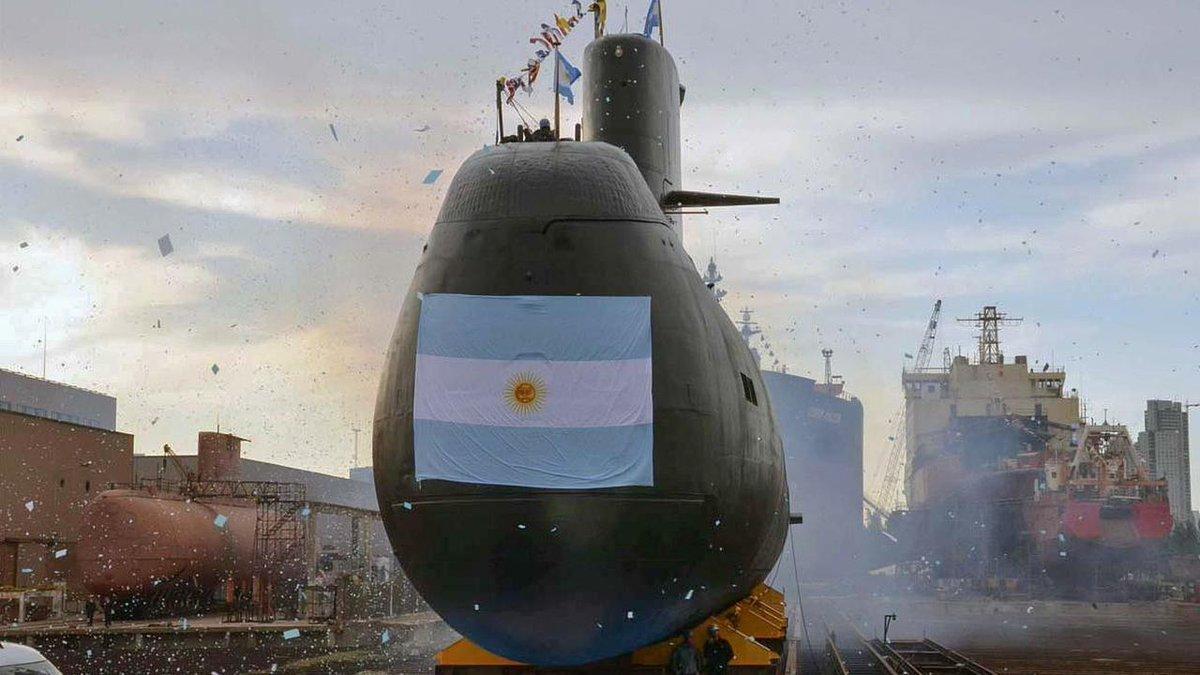Réserve d'air, fuite, panne de batterie... l'avis (inquiet) d'un sous-marinier sur les chances de survie du San Juan https://t.co/eQvkpNYBNP