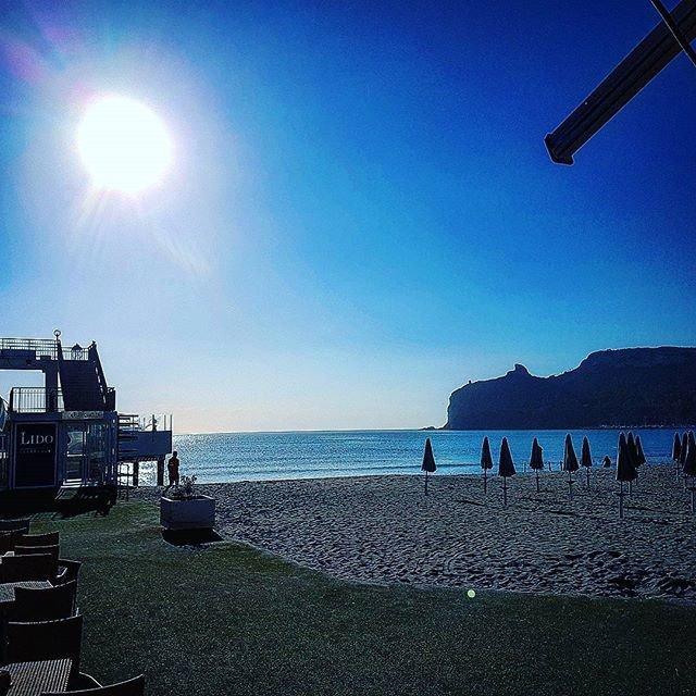 Reposting @palombagi: #stillsummer #mare #sea #beach #spiaggia #mare #primavera #estate #estate2017 #autunno #sea #poetto #cagliari <br>http://pic.twitter.com/hDFWt9Dswb