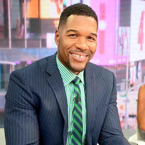 Happy Birthday to Michael Strahan!  Michael Strahan