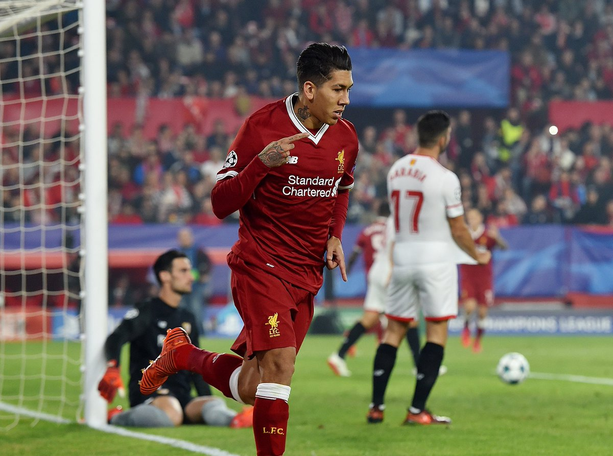RT @LFCUSA: ⌚ Bobby's first of the night was our FASTEST goal in the #UCL! https://t.co/jVCodg9F8S