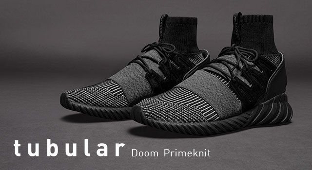 release date: 091f6 ddc1f crafted for modern comfort the adidas originals tubular doom primeknit is a  shoe unlike any other