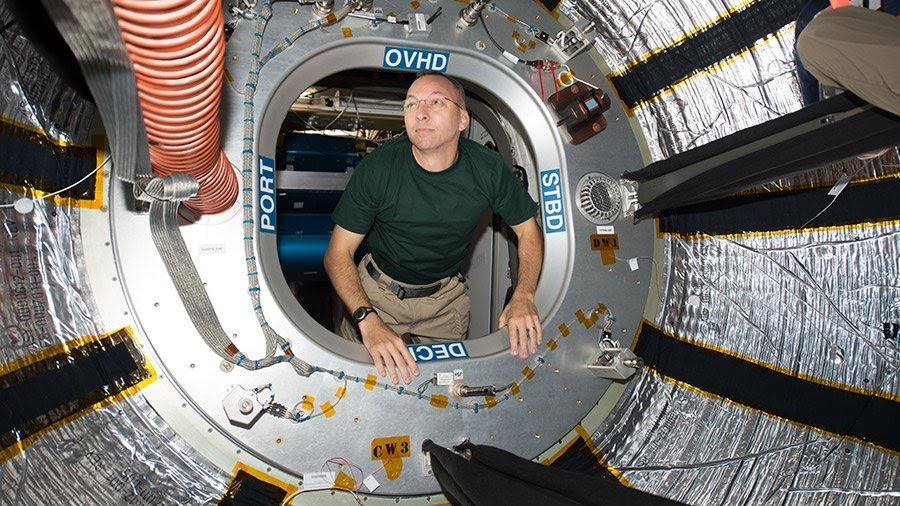 Expanding in-orbit storage. @BigelowSpace's BEAM expandable habitat is currently being converted into a cargo platform on @Space_Station after an ~18 month test period. Details: https://t.co/gkOlXT2G7j