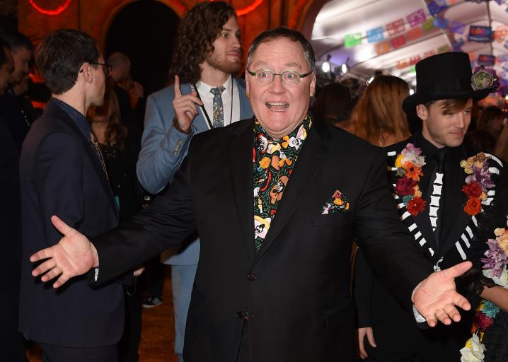 John Lasseter taking leave of absence from Disney-Pixar as misconduct allegations emerge: https://t.co/dWZp6pp5HC