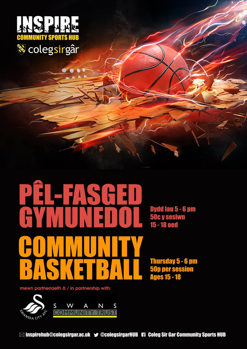 #Pel-fasged #Basketball #DyddIau #Thursday @CoedcaePE<br>http://pic.twitter.com/4e883qEL6D