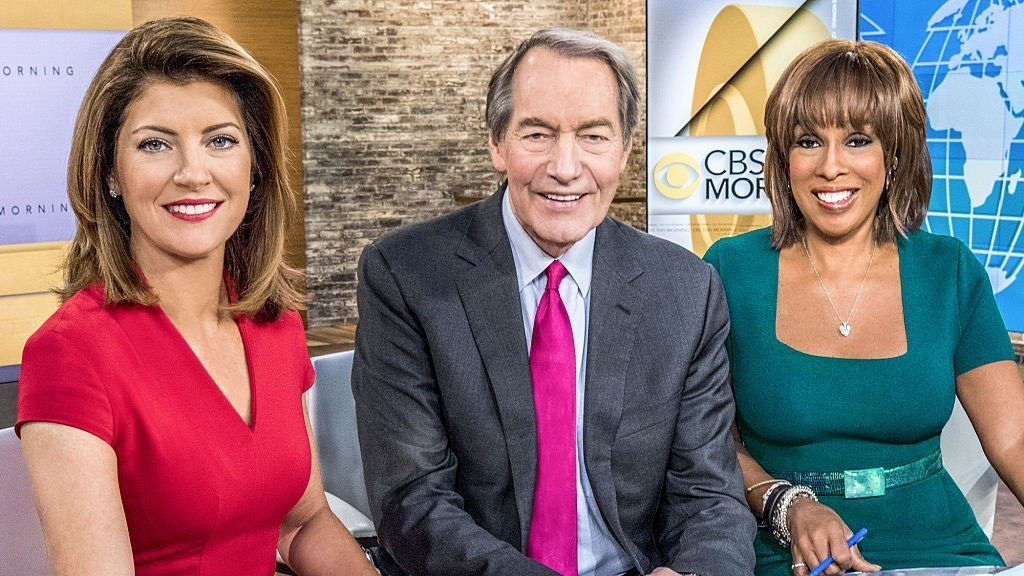 'I am not OK'; Gayle King, Norah O'Donnell address 'disturbing' Charlie Rose allegations https://t.co/otvKAa89hP