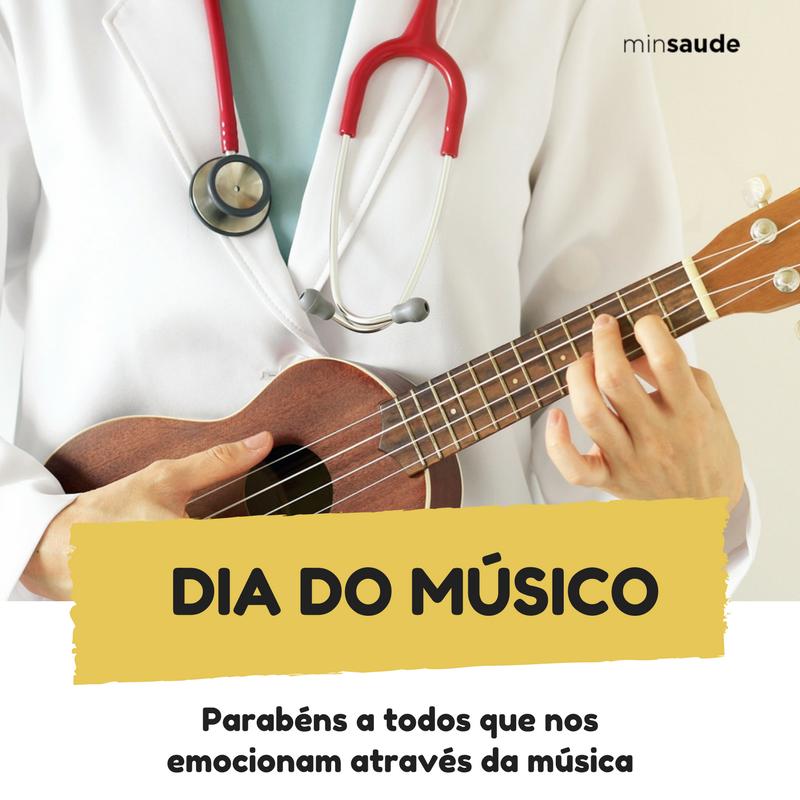Hoje é comemorado o Dia do Músico!  E você pode conferir essa reportagem sobre Musicoterapia: https://t.co/TSGykTge89