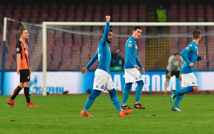 Napoli-Shakhtar, la magia di Insigne per sbloccarla, poi prende il largo: ora ... - https://t.co/29JSQE2f6M #blogsicilianotizie #todaysport