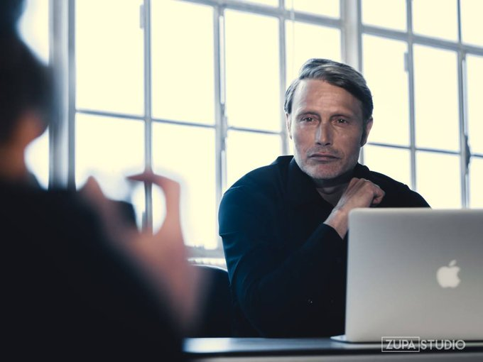And Happy Birthday! Mads Mikkelsen