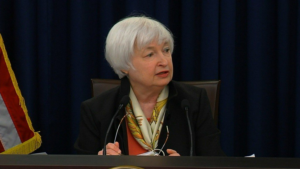Yellen to step down from Federal Reserve board https://t.co/5WMH8VhPOn