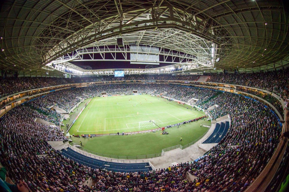 A #FamíliaPalmeiras pediu e o Verdão atendeu: teremos finais do Sub-11 e Sub-15 no Allianz Parque! Em breve mais informações, fique ligado!   #AvantiPalestra
