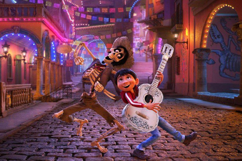 Coco is haunted by the ghosts of past Pixar movies: https://t.co/fmgVGoPTK6