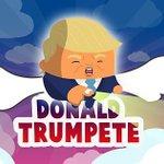 #DonaldTrump te desafía a vencerlo en su nuevo juego par Android. Descargalo Gratis https://t.co/6b6fxybkL6