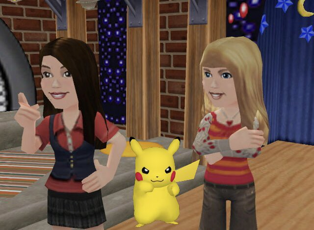 @Xbox @WatchMixer We want to play iCarly...