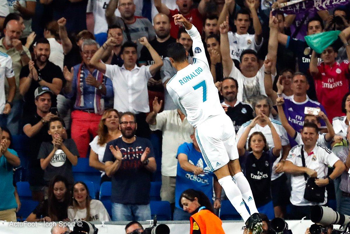 10 derniers matches de Cristiano Ronaldo en Ligue des Champions 😳  ⚽⚽ 🆚 APOEL ⚽ 🆚 Tottenham ⚽ 🆚 Tottenham ⚽⚽ 🆚 Dortmund ⚽⚽ 🆚 APOEL ⚽⚽ 🆚 Juventus ✖️ 🆚 Atlético ⚽⚽⚽️ 🆚 Atlético ⚽⚽⚽ 🆚 Bayern ⚽⚽ 🆚 Bayern