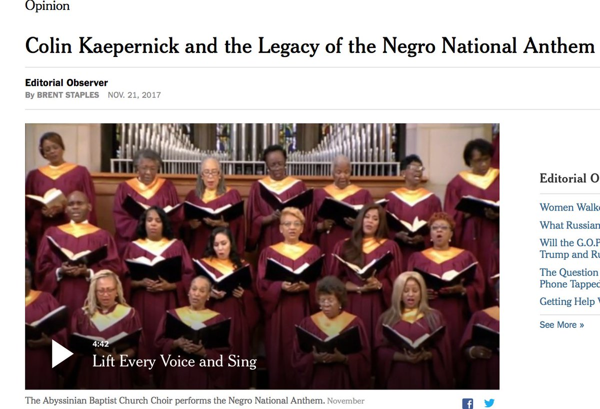 graduation black people and negro national anthem essay Graduation day is soon he starts to sing the negro national anthem, which is banned from being but in a society in which black people are always.