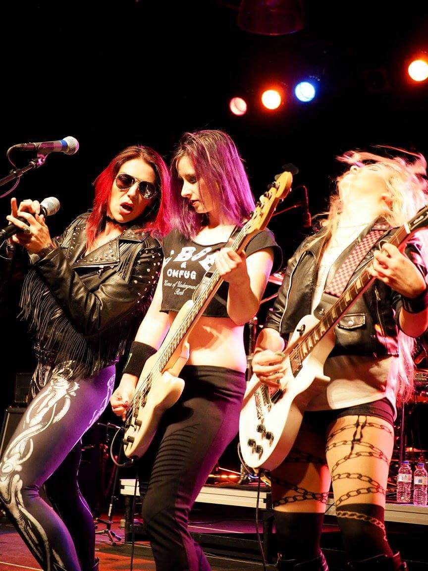 Paradise Kitty slays Fri. 11/24 @theVIPERroom w/ @spiritintheroom &amp; @oflimbo for the #GnR #afterparty. Then @RustFest_LA Sat. 11/25 w/ @TheIronMaidens &amp; @fanhalentribute<br>http://pic.twitter.com/PKwu7bXlKr