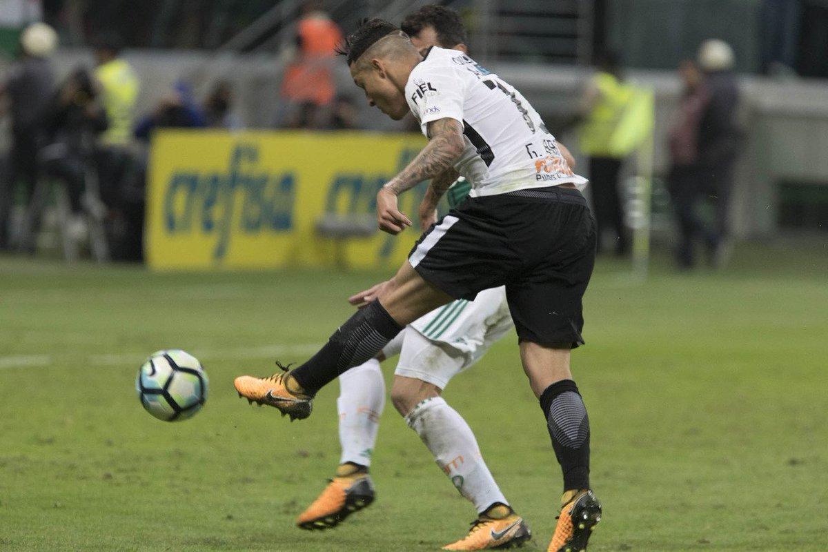 A #Fiel elegeu o gol de Arana como o mais marcante do #Hep7aDeRespeito.  📸 Daniel Augusto Jr/Agência Corinthians  #VaiCorinthians