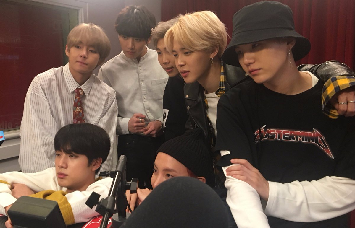 We'll get @MaxwellsHouse to post the full interview soon!! #StayTuned #BTSARMY  Here's a pic of the guys on Skype w/ Maxwell!! @BTS_twt @bts_bighit #MaxwellOnZ100