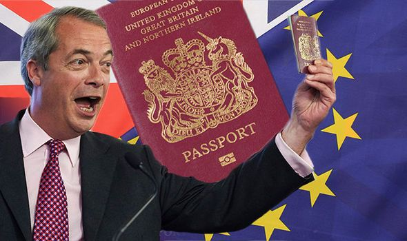 Return to BLUE cover under threat? EU firms want 'British passport rights' in Brexit grab https://t.co/znar6b68Jd