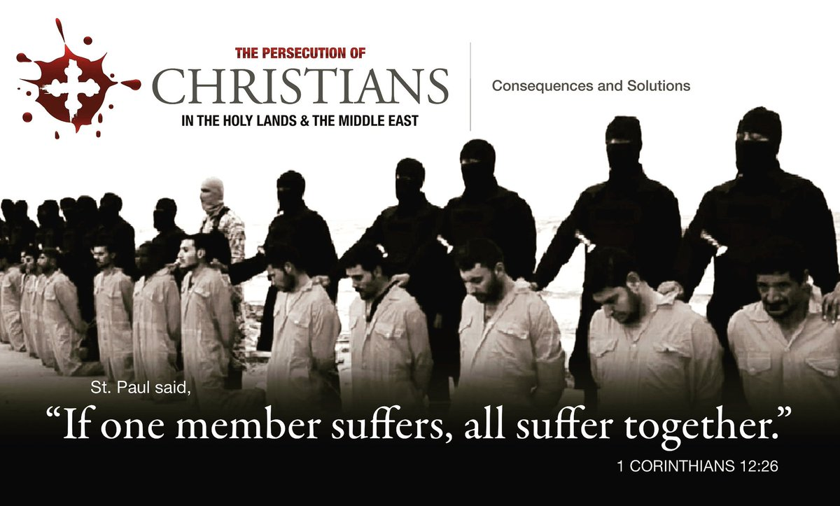 #DidYouKnow? In the 25 years that statistics have been kept, the persecution of #Christians has reached record numbers each year for the past three years with 2016 being the worst year yet. #EndPersecutionOfChristians<br>http://pic.twitter.com/50ZDms0DNJ
