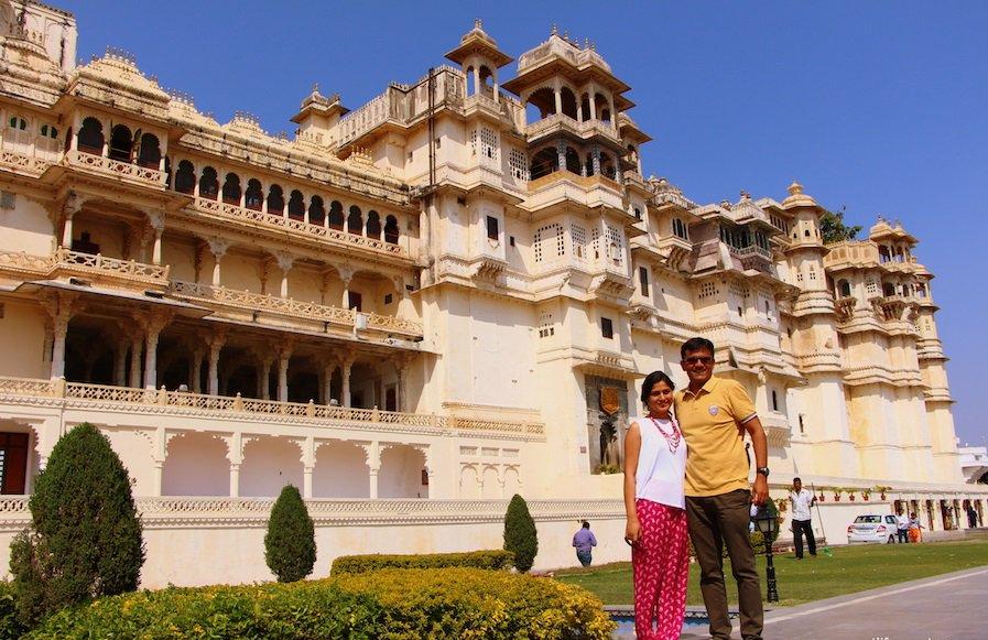 Chand Baori Stepwell, Rajasthan, India Stock Photo
