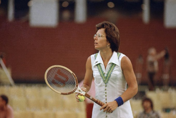 Happy Birthday to Billie Jean King who turns 74 today!