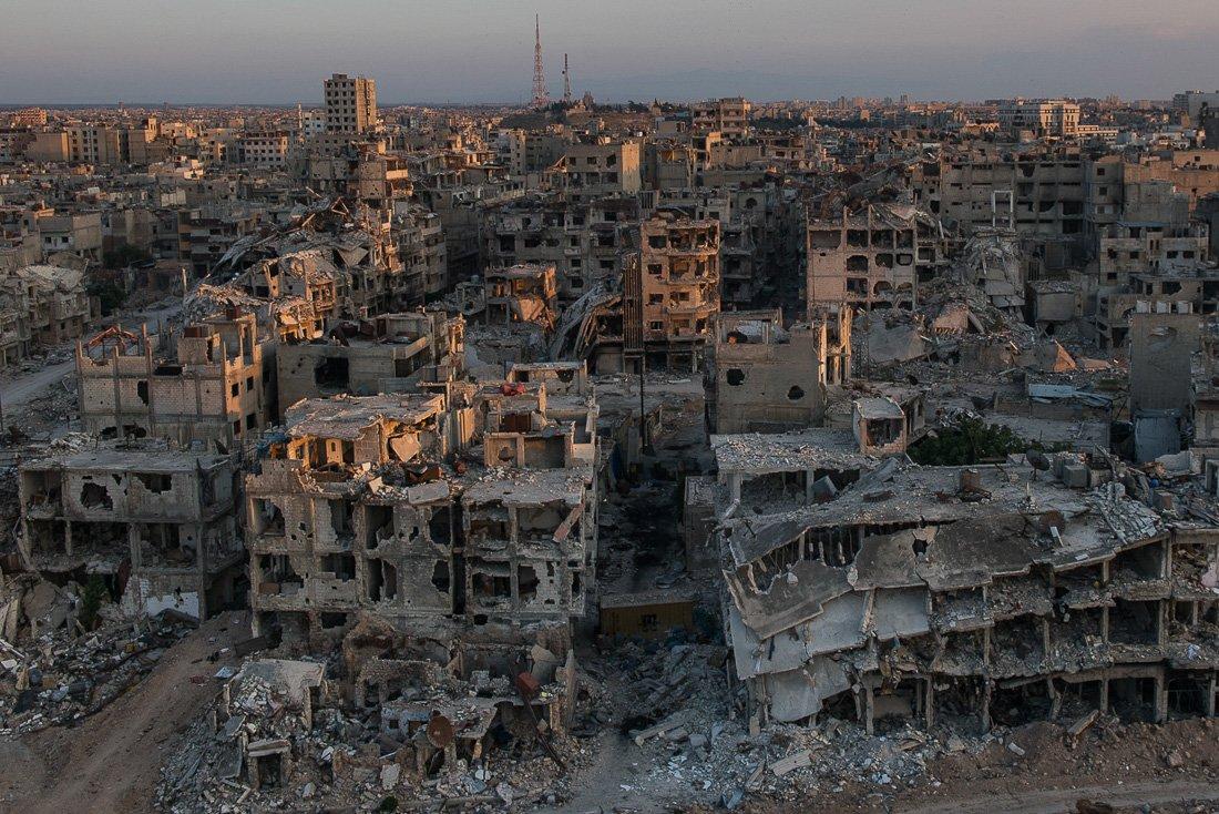 История сирии в картинках