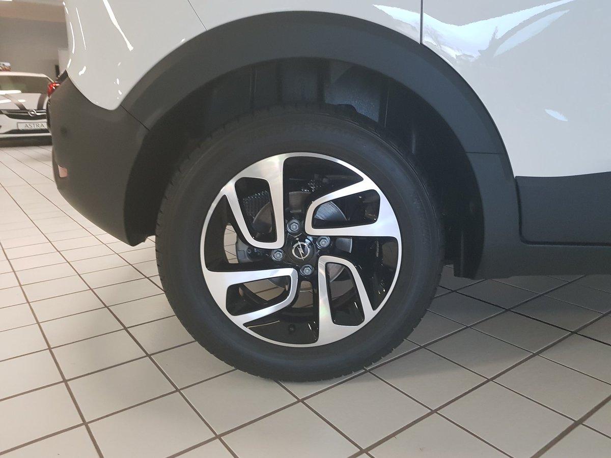 Opel Felge Hakenkreuz