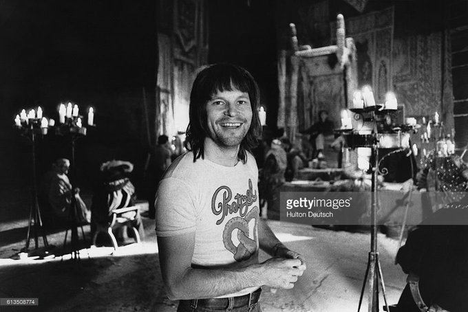 Happy Birthday to Terry Gilliam who turns 77 today!