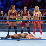 RT @WWEUniverse: ...AND ANOTHER! #SDLive https://t...