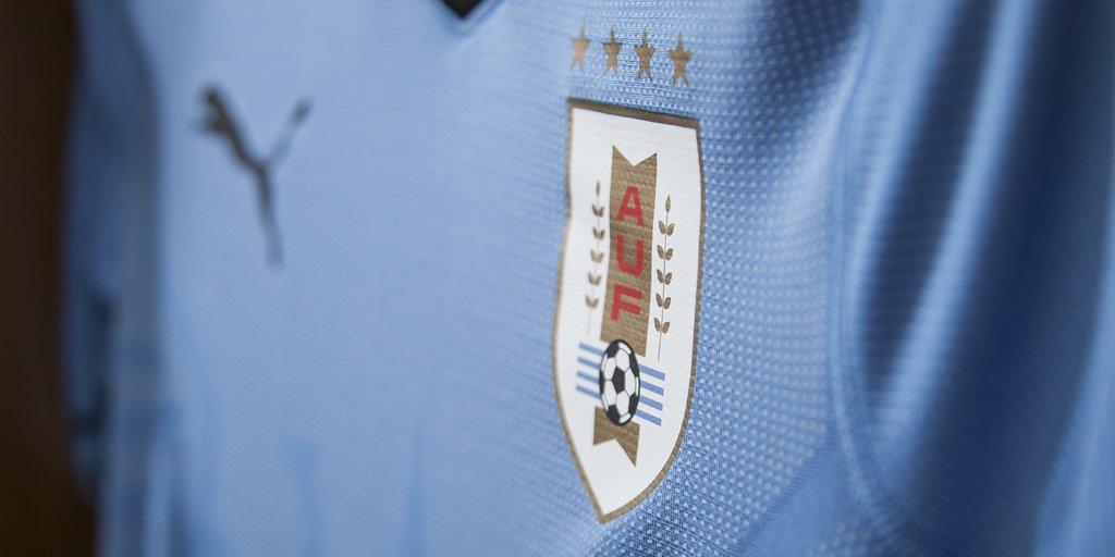 Uruguay presentó su nueva camiseta Puma para Rusia 2018