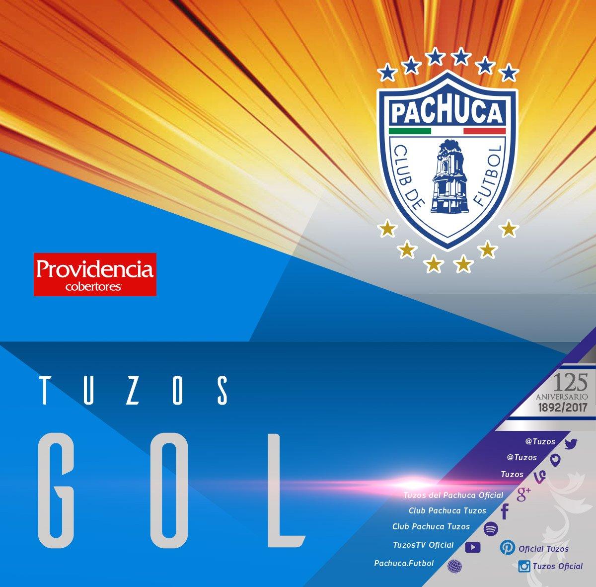 04´1T @Tuzos 1-0 @Atlante GOOOOOOOOOOOOOOOOOOOL DE PACHUCA, Anotado por @Omar4Gonzalez   #Semifinal @LaCopaMX   💙@providenciacob#ElÚnicoEnMi