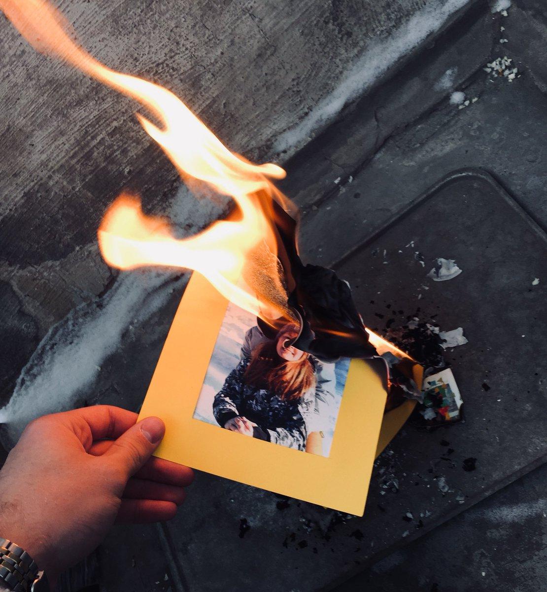 знакомства сжечь