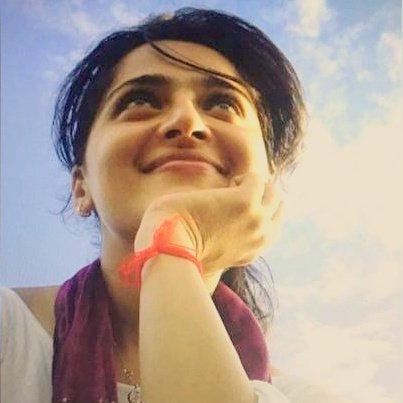 Pure soul 😘❤💙💚  #AnushkaShetty #Anushka...