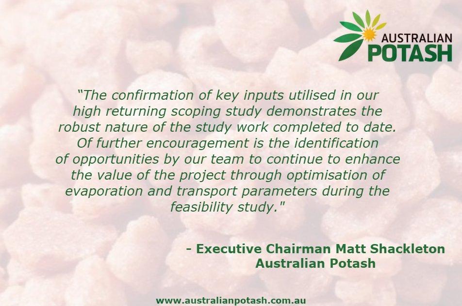 (#ASX: $APC) Pumping test confirms drainage from entire #palaeochannel sequence into basal production aquifer  #announcement #Australian #potash #brine #SOP #sulphateofpotash #fertilizers #fertilizer #LakeWellsProject #mining #investing #news #AU<br>http://pic.twitter.com/IgR2jL6nGu