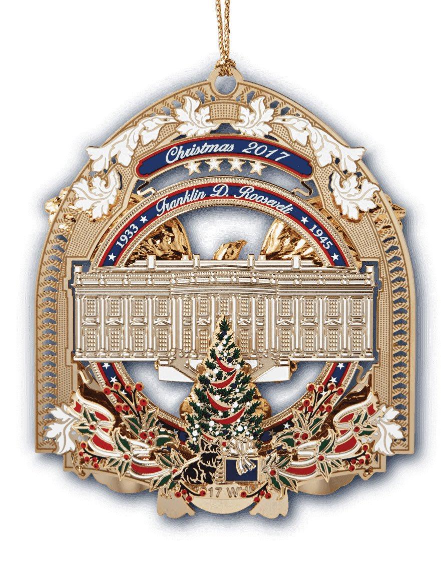 White House Christmas Ornament.Dan Scavino Jr On Twitter The 2017 Official White